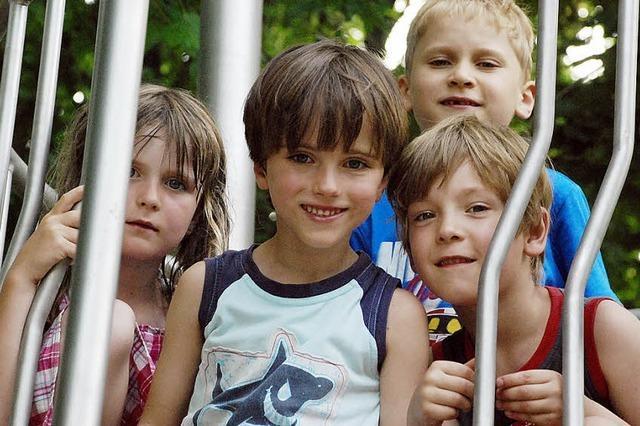 Ehrenamt und Spenden für Kinderspaß