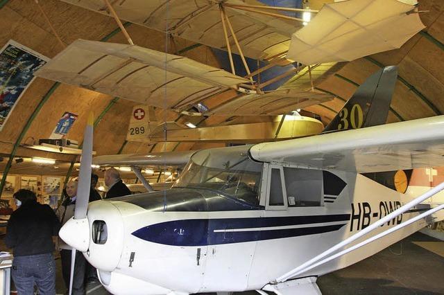 Förderverein für Luftfahrtmuseum gegründet