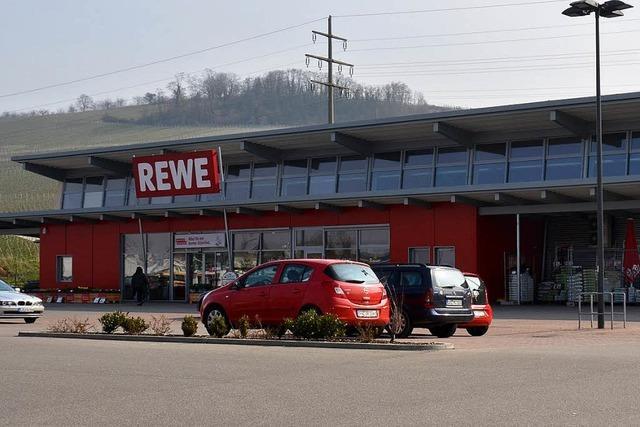 Rewe will erweitern