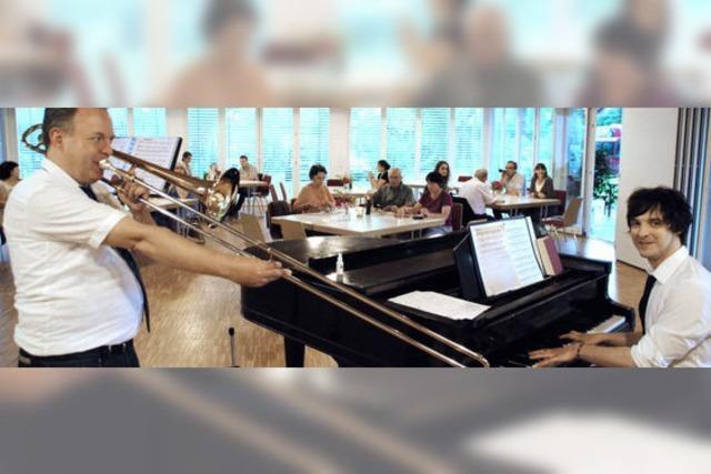 Ein Duo feiert seine musikalische Geburtsstunde