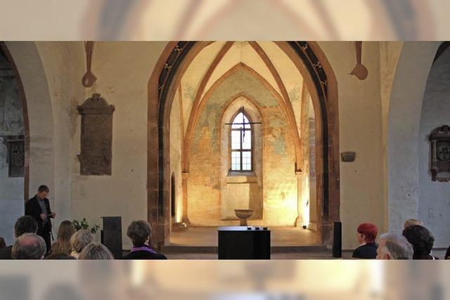 Alte Kirche neu gesehen