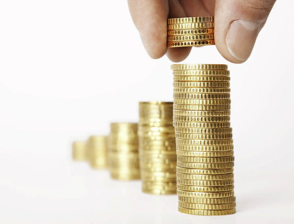 In Zeiten extrem niedriger   Zinsen su...nn hohe Rendite bedeutet hohes Risiko.  | Foto: Felix Jork (Fotolia.com)