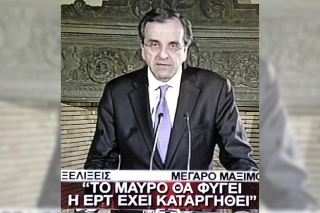 In Brüssel kehrt die Sorge um Hellas zurück