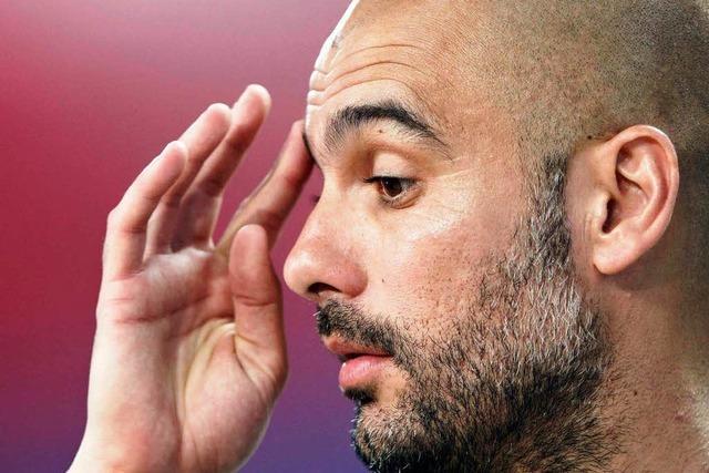 Pep Guardiola: Der die Regeln bricht