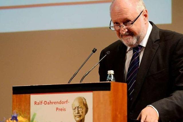 Werner D'Inka: Warum wir professionelle Journalisten brauchen