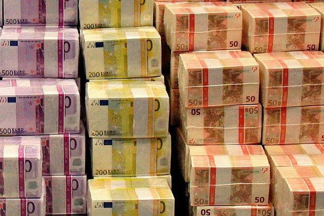 Bund macht 25,1 Milliarden Euro neue Schulden