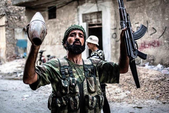 US-Armee bildet mehr als 5000 Rebellen aus