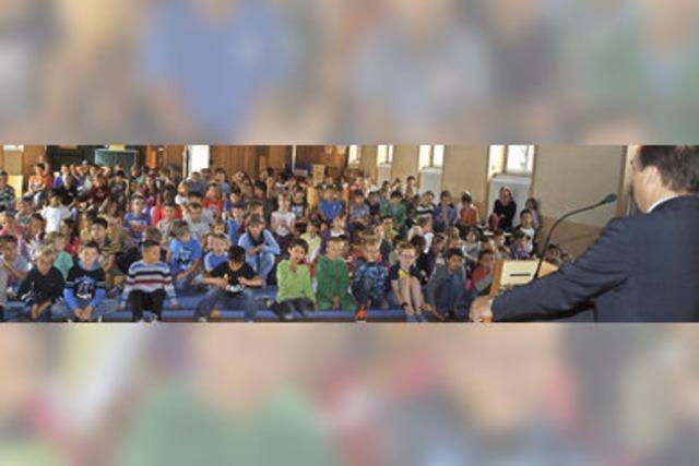 Grundschule bundesweit auf Platz vier
