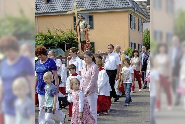 Kirchenfest mit viel Musik
