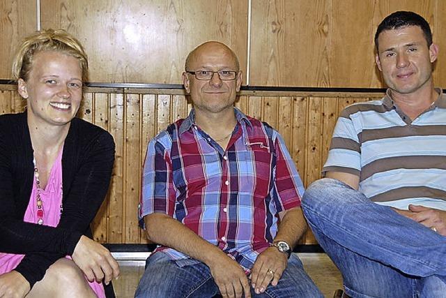 TuS Bleichheim mit komplett neuem Vorstand