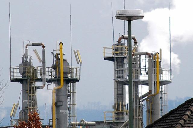 Evonik plant neue Anlage zur Abgasreinigung
