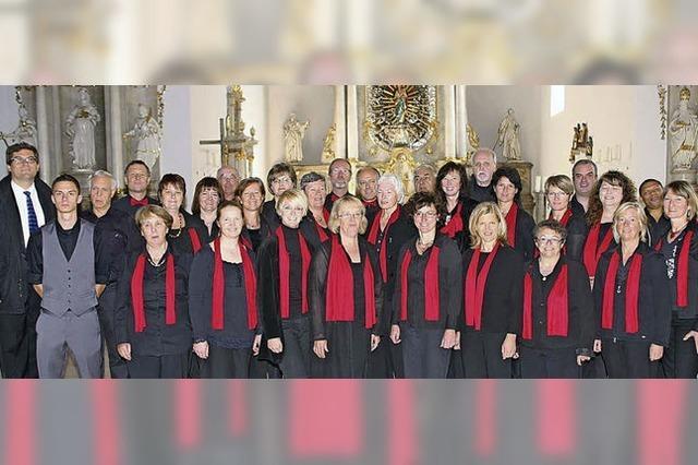 Aus dem Cäcilienverein entstand der Johannes-Chor