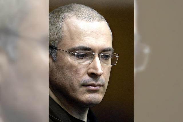 Michail Chodorkowskis Fangemeinde wächst