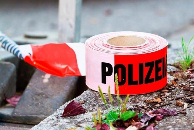Freiburg: Streit zwischen zwei Männern endet tödlich