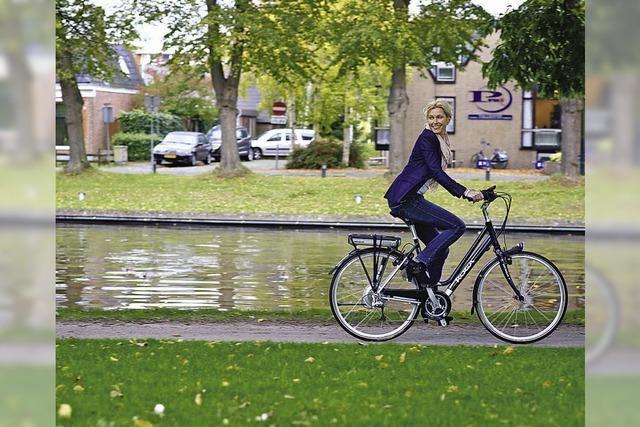 Geistesblitze dank täglicher Radtour