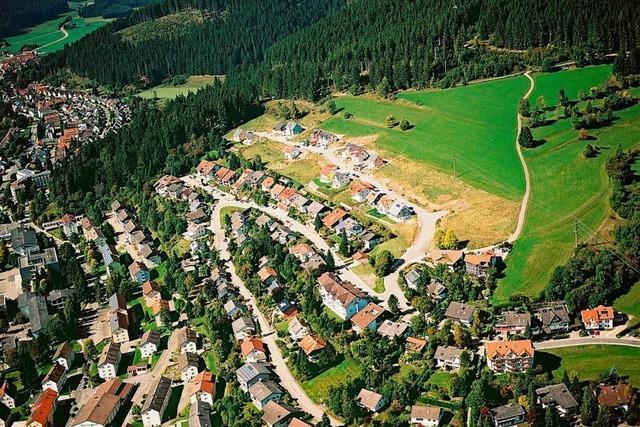 Von wegen Landflucht – Grundstücke verkaufen sich prächtig