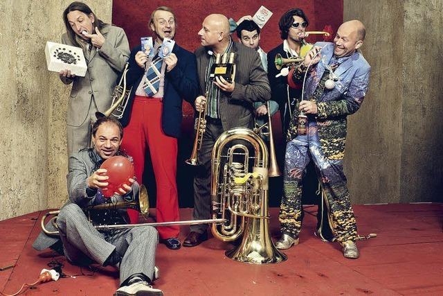 Blasmusik von Mnozil Brass
