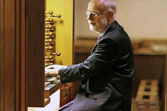 Orgelkonzerte in der Peterskirche: Flinkes Finger- und Fußspiel