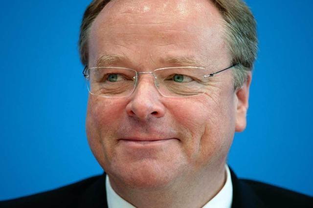 Bundesminister Niebel kommt nach Oberwihl