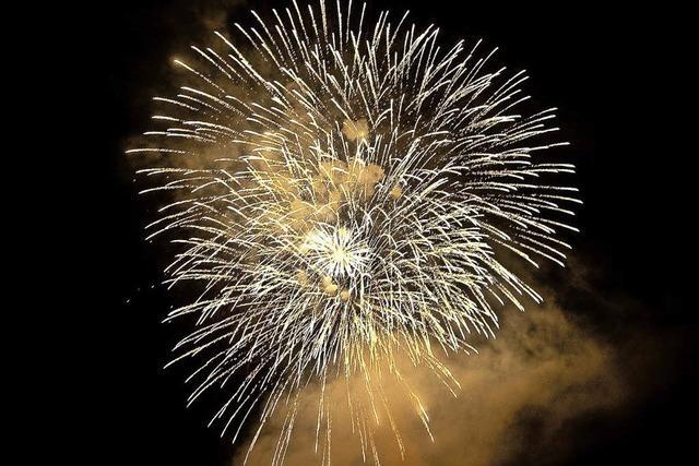 Märchenhaftes Sommerfest mit Feuerwerk in Neustadt