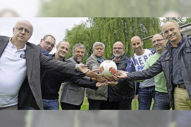 SC Freiburg kommt mit Traditionself nach Wallburg