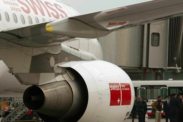 1,2 Millionen bei Swiss-Flug verschwunden – 50 Millionen nicht