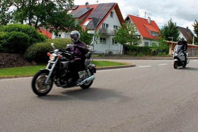 Genervte Anwohner zählen 200 Motorräder pro Stunde