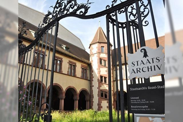 Neubauten für Museum und Staatsarchiv