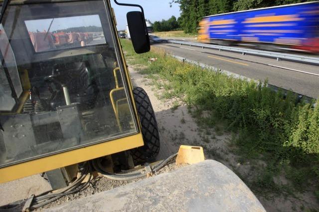 Hohes Tempo macht Autobahnbaustellen zur Todesfalle
