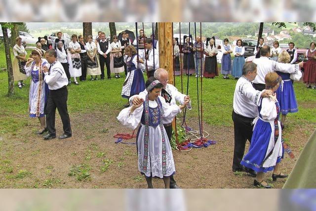 Kreisverband der Siebenbürger Sachsen feiert Kronenfest
