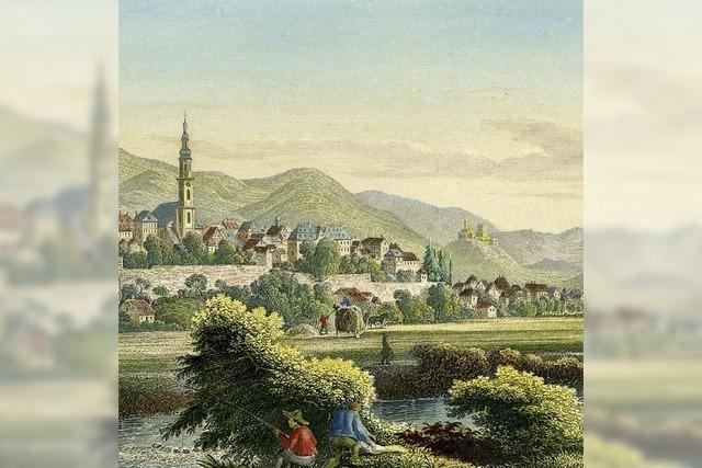 Offenburg und die Geschichte
