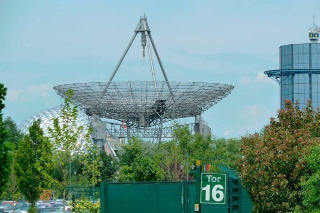 Lauschangriff aus Rheinhausen? Antennen geben Rätsel auf