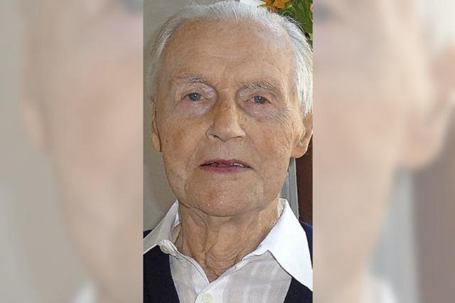 Trauer um Albert Eschbach