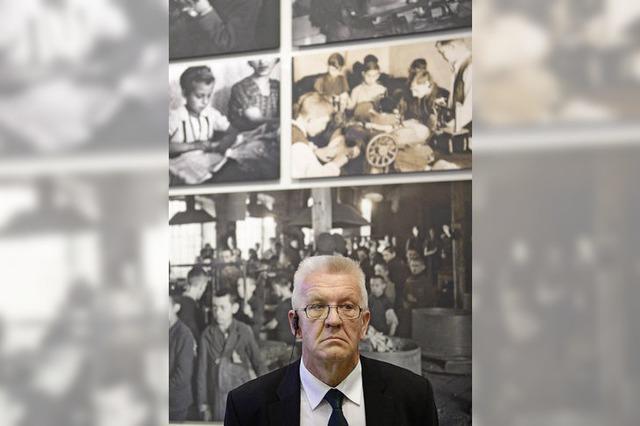 Kretschmann in Israel: Bedächtige Schritte auf schwierigem Terrain