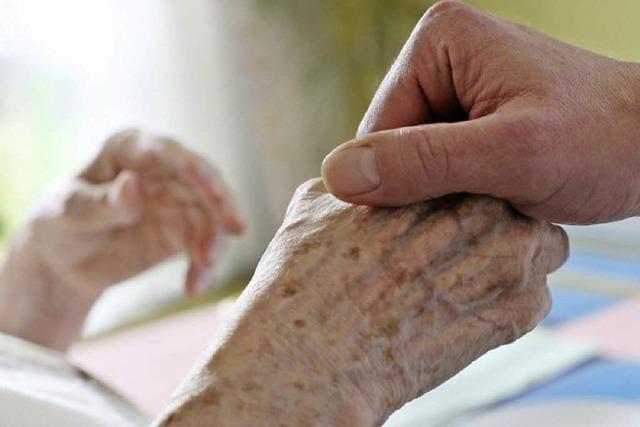 Mehr Hilfen für Demenzkranke
