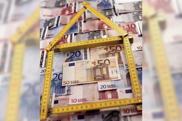Bank verlangt Eigenkapital
