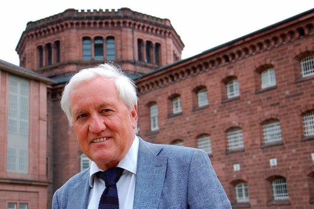 Freiburger Gefängnis-Chef sah Resozialisierung als seine Hauptaufgabe