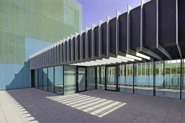 Individuelle Gebäudegestaltung mit Metall