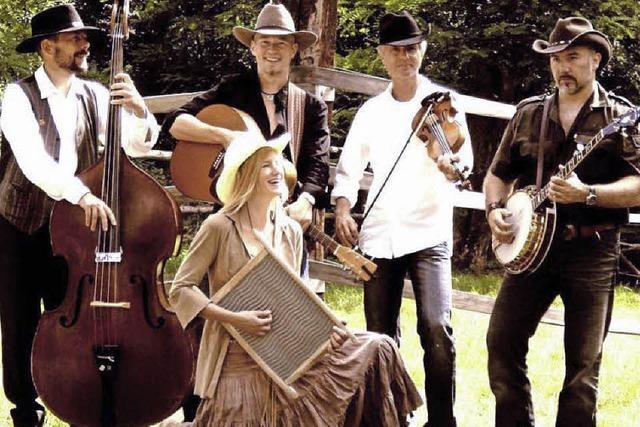 Westerntage in Schluchsee mit Countrymusik