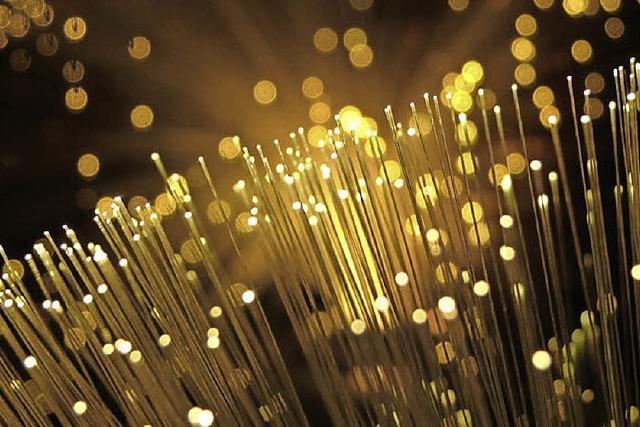 Schnelles Internet: Staufen drückt aufs Tempo