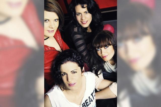 Coverband Miss Foxy im KiK