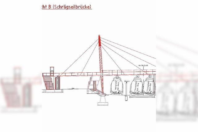 Hängebrücke wird zur Hängepartie