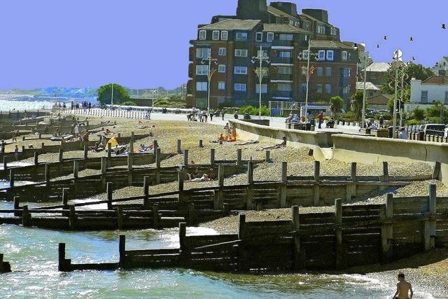 Sauberkeit nicht nur am Strand