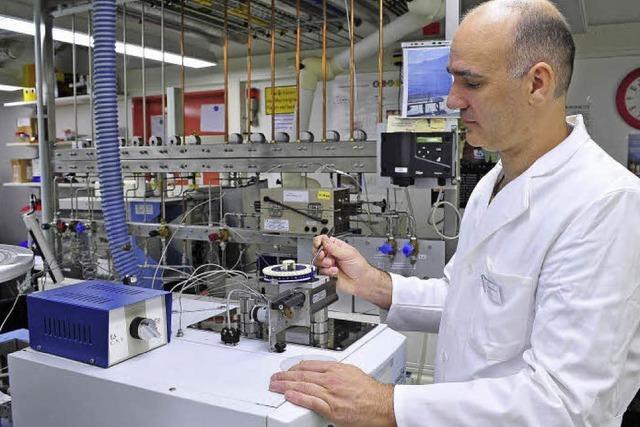 Das Chemische und Veterinäruntersuchungsamt in Freiburg prüft Lebensmittel auf Herkunft und Echtheit