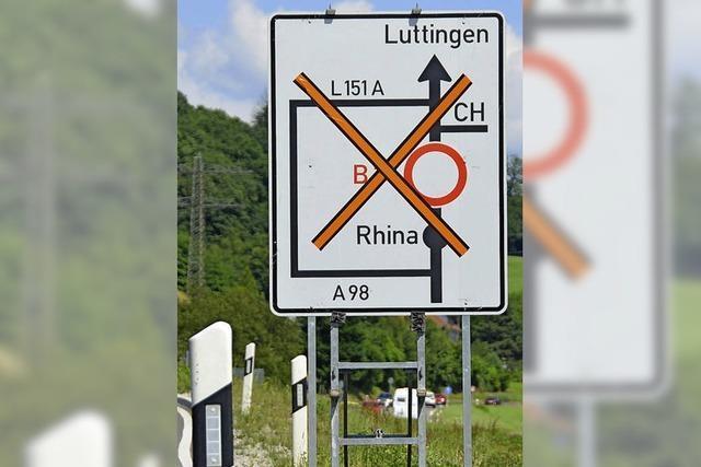 B 34: Verkehrsbehinderungen in Laufenburg werden verringert