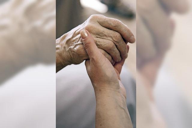 Was tun im Pflegefall?