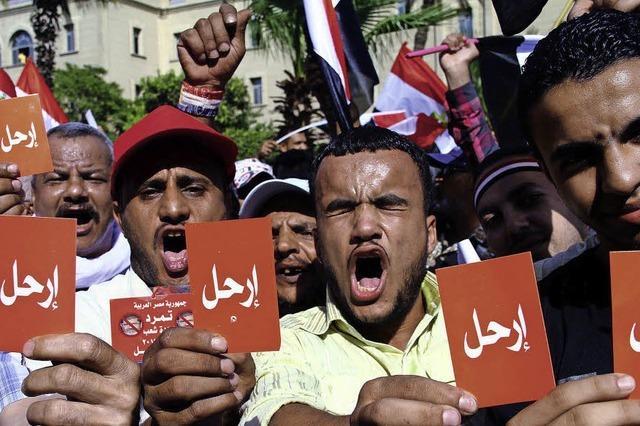 Ägypten droht erneut eine Welle der Gewalt
