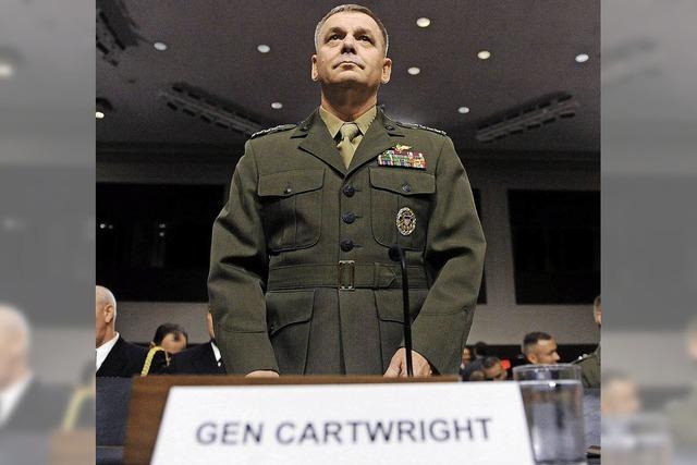 Spitzen-General in USA unter Verdacht