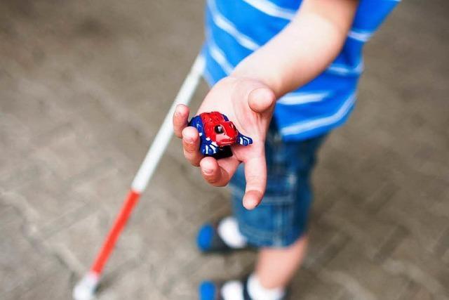 Echo-Ortung: Blinde Kinder lernen sich zu orientieren