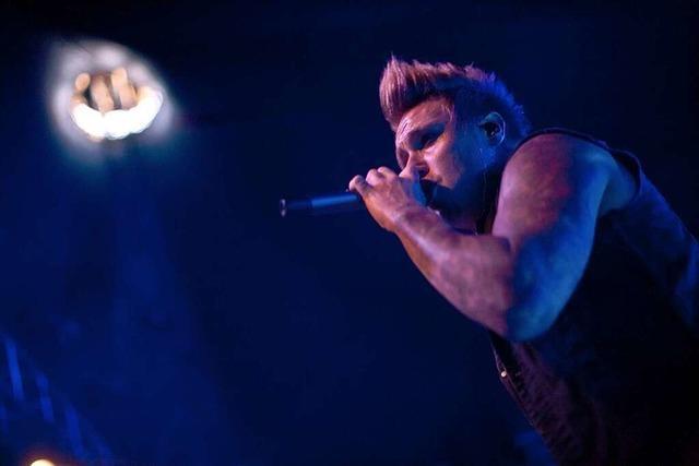Fotos: Papa Roach beim ZMF in Freiburg